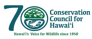 Conservation Council for Hawaii Logo